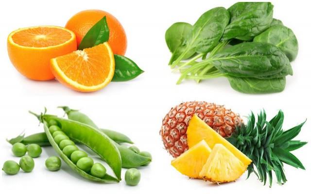 Tudod-e, hogy a gyümölcsök, a zöldségek melyik részét fogyasztjuk?