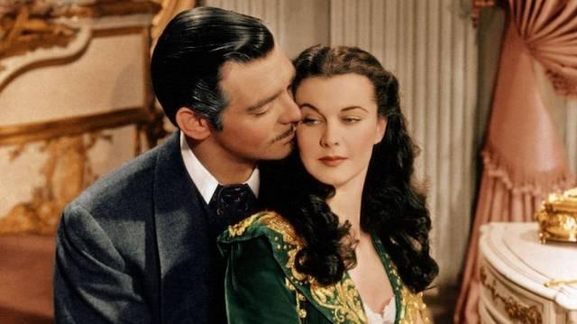 Melyik klasszikus szerelmes filmből van a képrészlet?