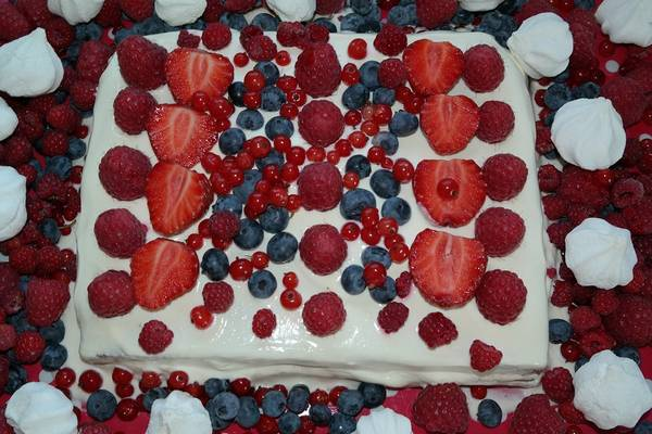 Melyik ország jellegzetes étele a Pavlova-torta?
