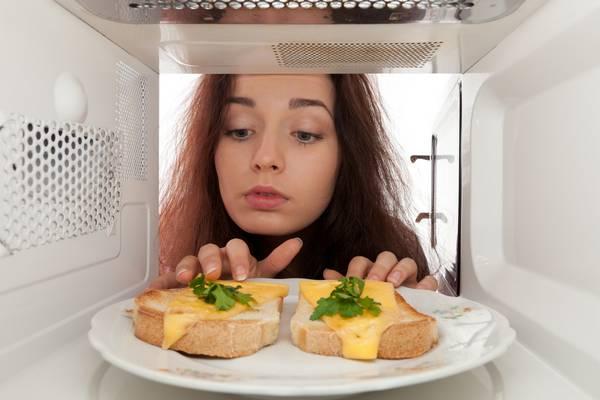 Áldás vagy átok a mikrohullámú sütő?