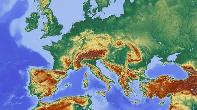 Melyik kontinens nagyobb Ausztrália vagy Európa?