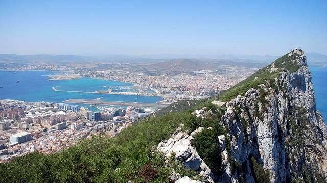 Gibraltár melyik állam része?