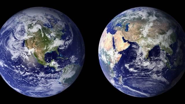 A Föld, hányadik bolygó a Naptól számítva?