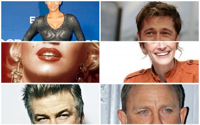 Ismert színésznőket és színészeket egy kis képrészletből, vajon felismered-e? Próbáld ki!