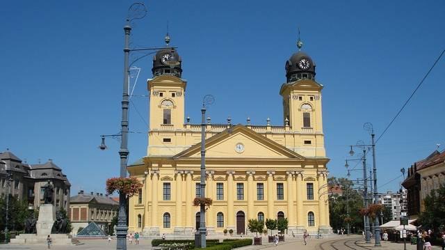 Református Nagytemplom, Debrecen