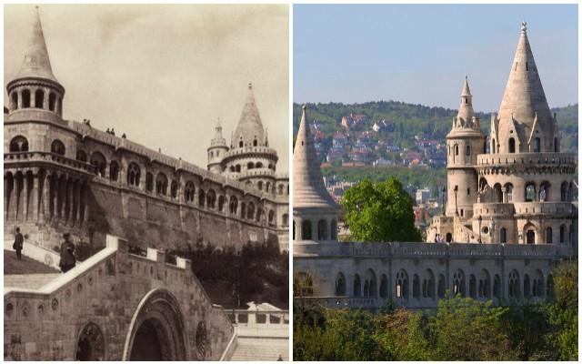 Egykor és most: Felismered-e ezeket az épületeket, hidakat régi fotókról? Kvíz