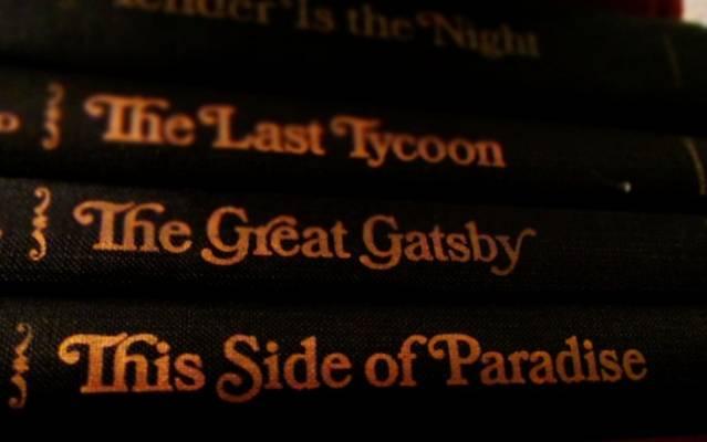 Ki írta  A Nagy Gatsby-t?