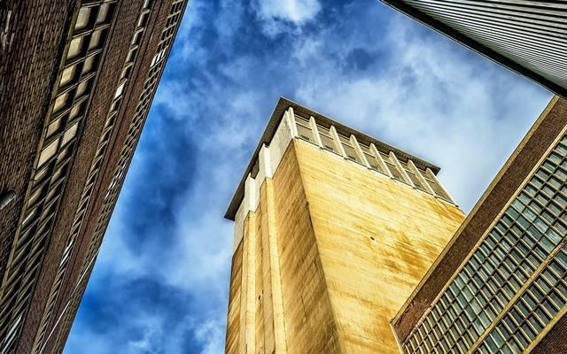 A felsoroltak közül, hol található a világ legmagasabb épülete?