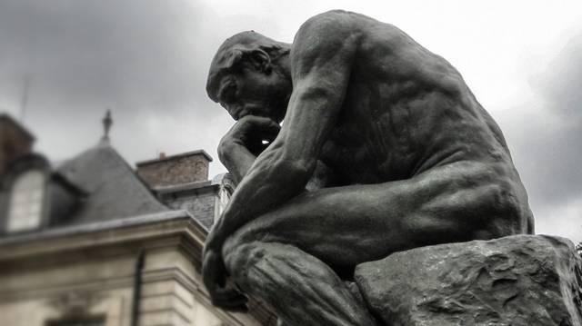 Rodin: Gondolkodó. Hol tekinthető meg?