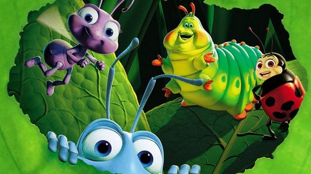 Az Egy bogár élete c. mesében, a hangyák kolóniája kinek gyűjti a termést évről-évre?