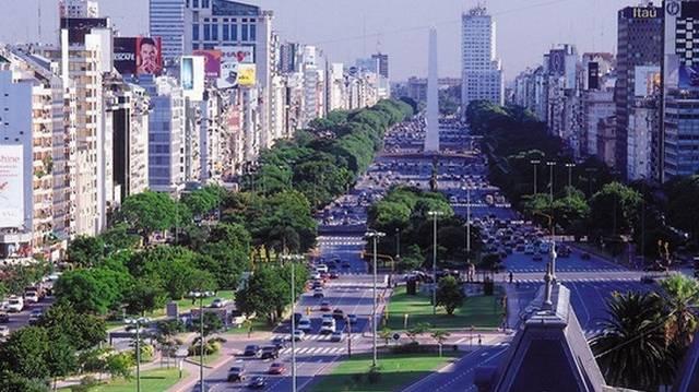 Melyik ország fővárosa Buenos Aires?