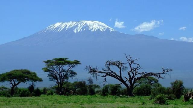 Melyik földrészen található a Kilimandzsáró?