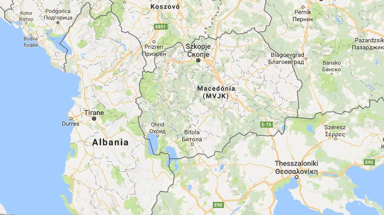 Macedónia