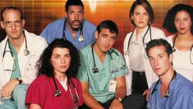 Ki játszotta Ross dokit a Vészhelyzet című sorozatban?