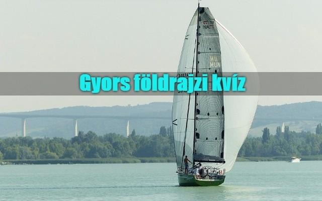 KVÍZ: Izgalmas földrajzi gyorsteszt. Mennyire ismered a magyar településeket, megyéket?