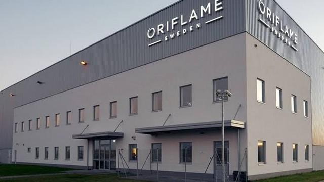Hány saját tulajdonú gyártó egysége van az Oriflame-nek?