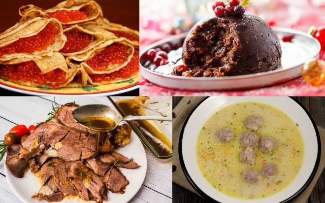 Céklaleves, christmas pudding, panettone - Tudod, melyik európai nemzetek karácsonyi ételei ezek?