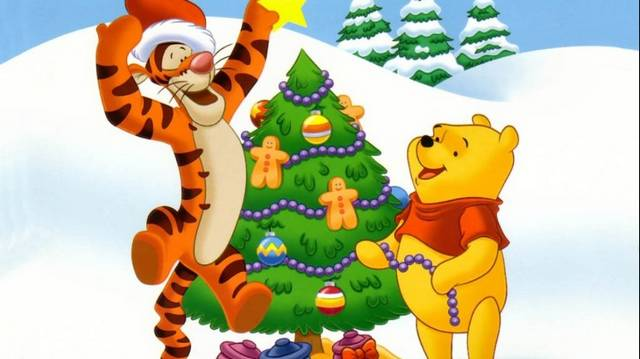 Melyik karácsonyi mesefilmből van ez a képrészlet?