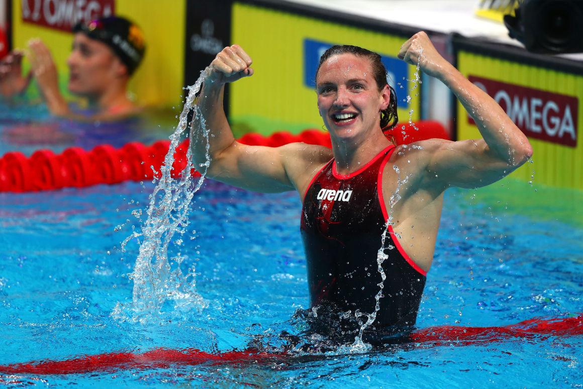 Hol lett olimpiai bajnok Hosszú Katinka?