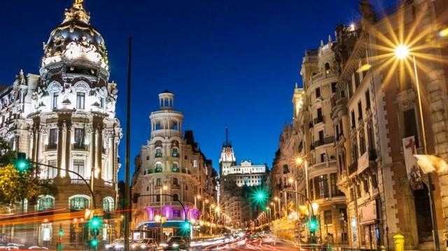 Válaszd ki Spanyolország fővárosát!