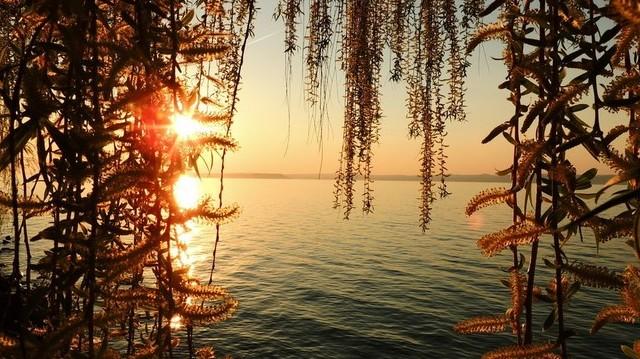 A felsoroltak közül, melyik település található a Balaton északi partján?