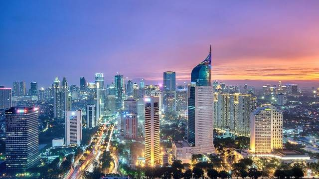 Hol található Jakarta?