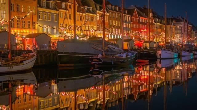 Válaszd ki Dánia fővárosát!