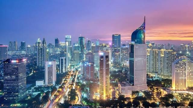 Melyik ország fővárosa Jakarta?