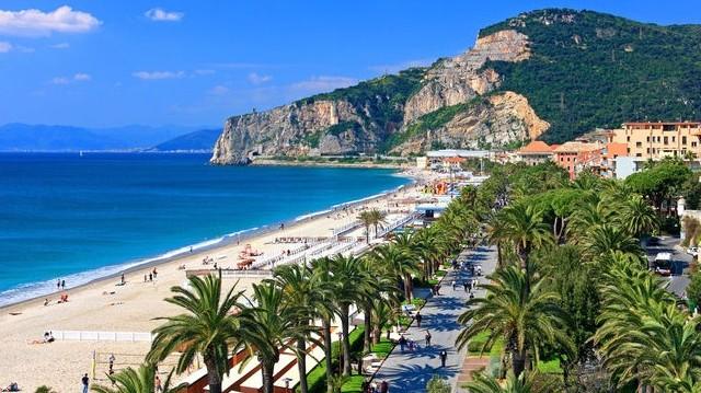 Hol található a Ligur-tenger?