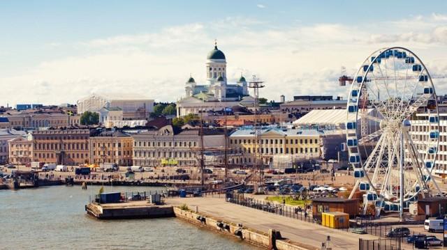 Az alábbiak közül melyik Finnország fővárosa?