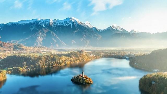 Mi a szomszédos ország, Szlovénia fővárosa?