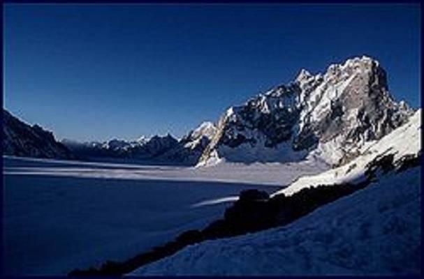 Hol van a Karakorum-hegység?
