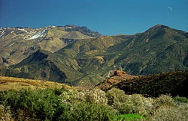 Melyik kontinensen helyezkedik el az Atlasz hegység?
