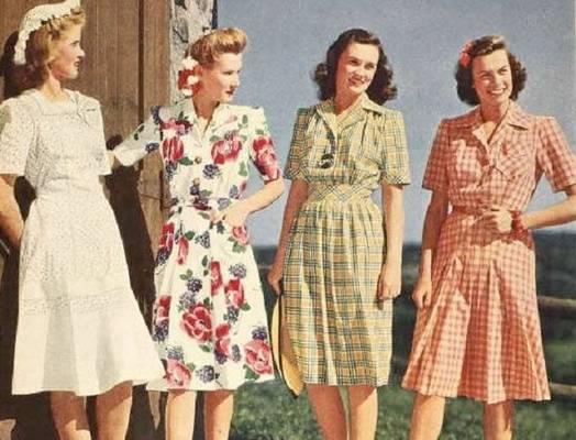 Mely korszak divatja ez?