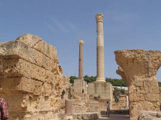 Hol található az egykori Karthágó?