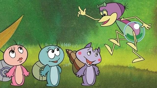 Hol találják a hangyák a Vízipók-csodapók című sorozat első részében Vízipókot?