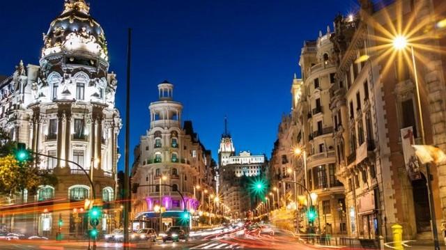 Válaszd ki a spanyol fővárost!