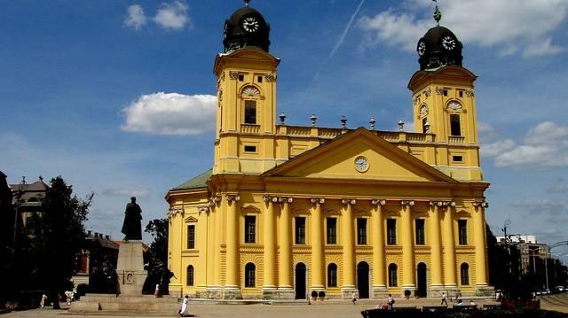 Melyik magyar város látható a képen?
