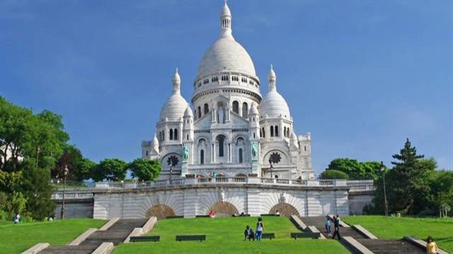 Hol található a Sacré Cœur-bazilika?
