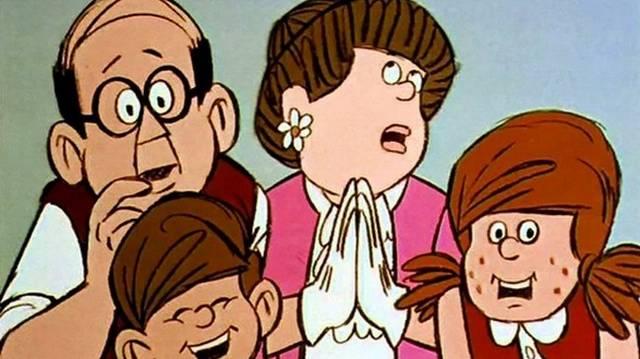 Hogy hívják a Mézga család című népszerű magyar rajzfilmsorozatban Géza feleségét?