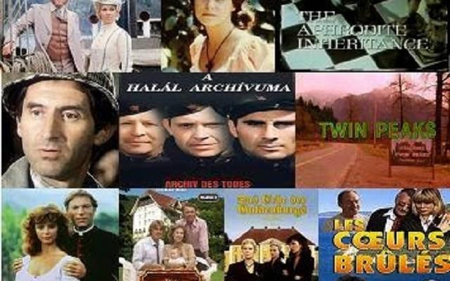 TV sorozatok a 70-es 80-as évekből