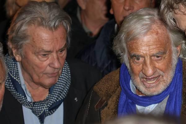 Melyikük az idősebb? Alain Delon vagy Jean-Paul Belmondo