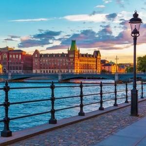 Stockholm Svédország fővárosa?