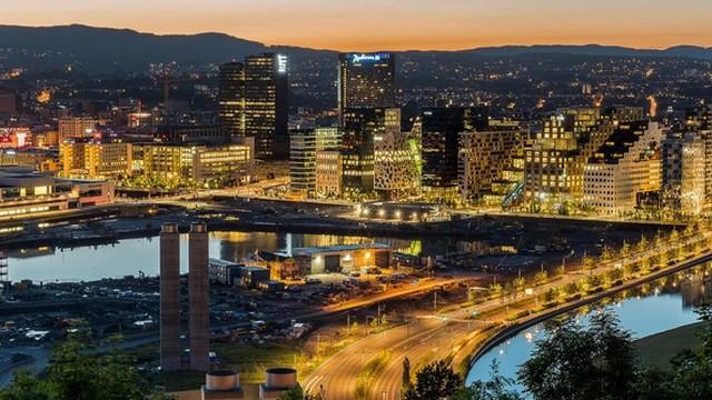 Oslo melyik ország fővárosa?