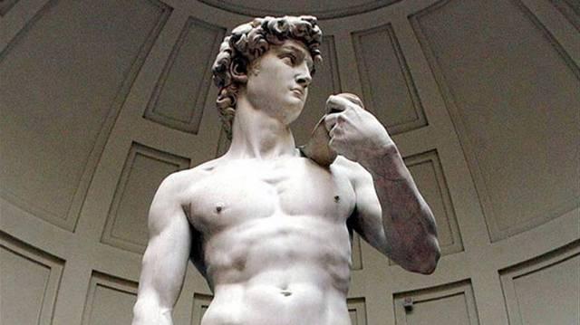 Hol található Michelangelo Dávid-szobra?