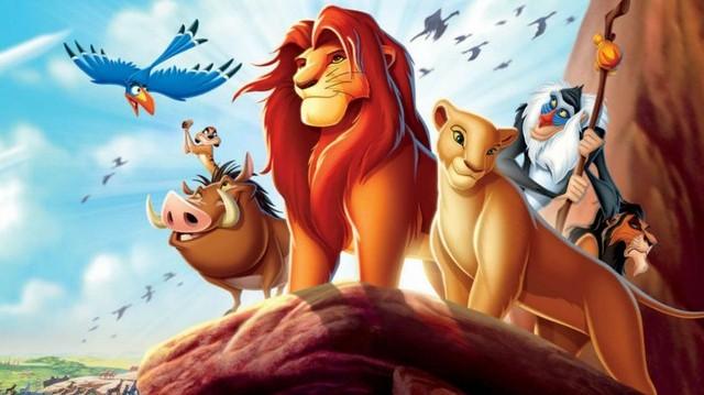 Az oroszlánkirály című mesében hogy hívják az oroszlánt?