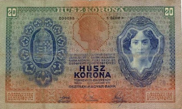 Melyik régi bankjegyen volt látható Bartók Béla?