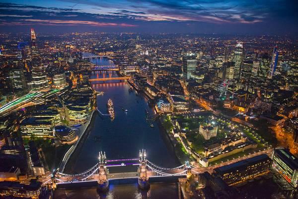 Melyik európai nagyváros látható ezen a képen?