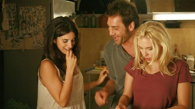 A Vicky Cristina Barcelona c. filmet a 2008-as cannes-i fesztiválon mutatták be. Az egyik női főszereplő Scarlett Johansson, ki a másik?