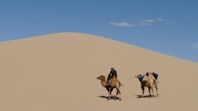 Hol található a Góbi sivatag?